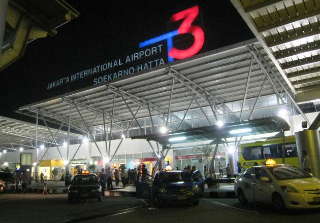 Antar Jemput Bandara Soekarno Hatta