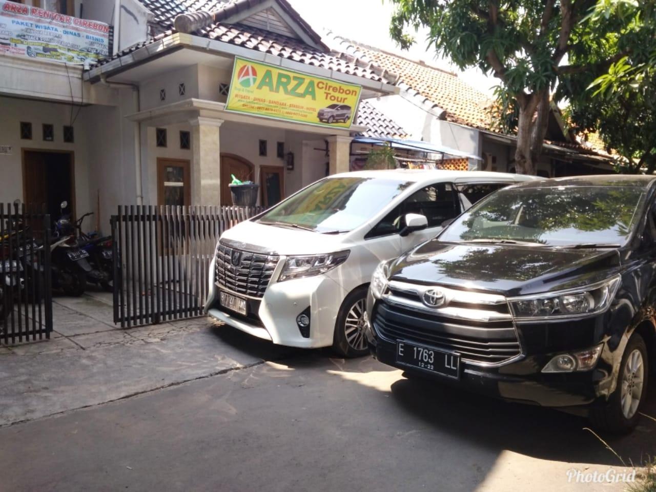 Sewa Alphard Di Cirebon + Driver + BBM Harga Terhemat