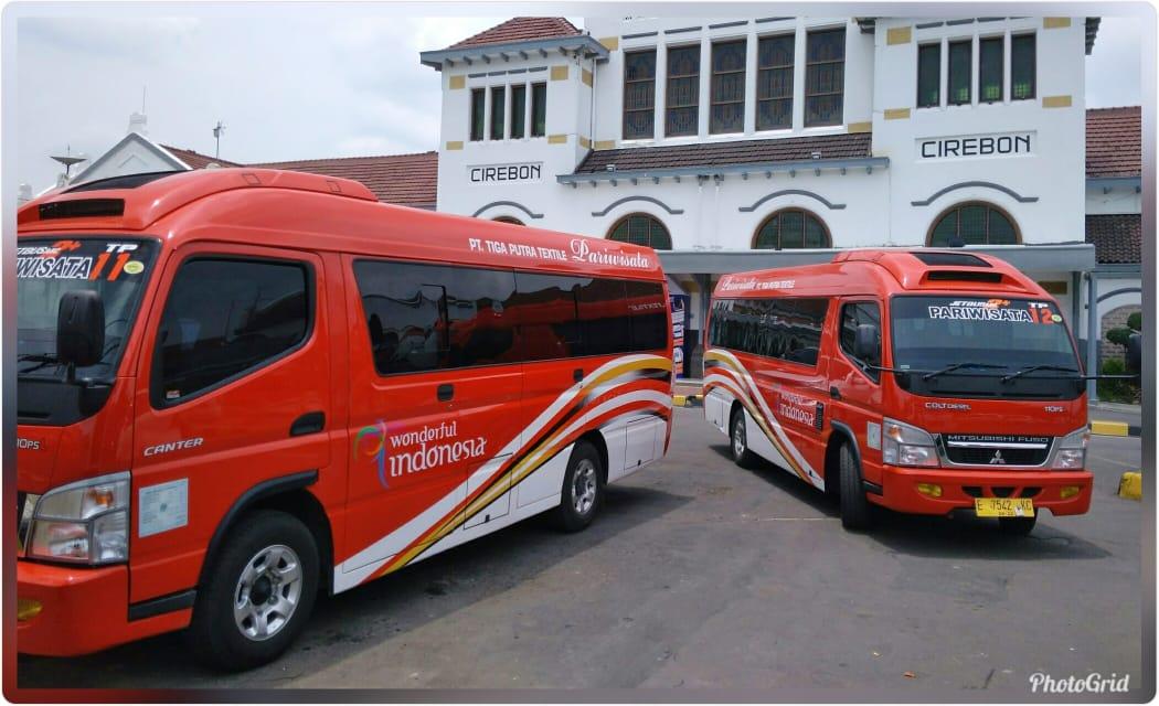 Rental Elf Cirebon Murah Untuk Paket City Tour Cirebon